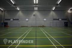 Wren Academy | Indoor Netball Court