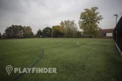 Crest Academy | 3G astroturf Football Pitch