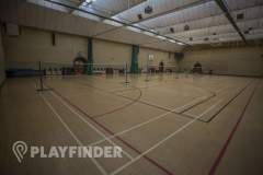 John Orwell Sports Centre | Indoor Basketball Court