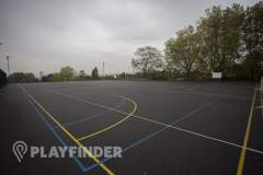 Crest Academy | Concrete Football Pitch