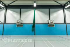 The Energy Box | Indoor Netball Court