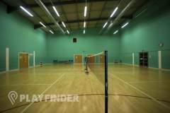 YMCA St Albans | Hard Badminton Court