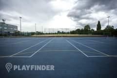 Herschel Sports | Concrete Tennis Court