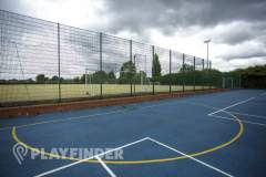 Herschel Sports | Hard (macadam) Netball Court