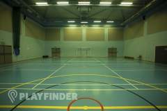 Absolutely Fitness Langley | Indoor Netball Court