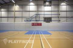Harris Academy Beckenham | Indoor Basketball Court
