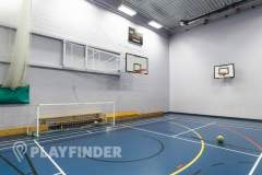 Buile Hill School | Indoor Football Pitch