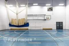 Harrop Fold School | Hard Badminton Court
