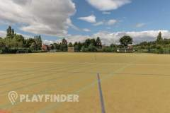 Harrop Fold School | Astroturf Hockey Pitch