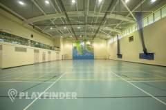 St Helen's School | Hard Badminton Court