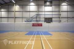 Harris Academy Beckenham | Indoor Tennis Court
