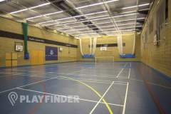 Eric Liddell Sports Centre | Indoor Basketball Court