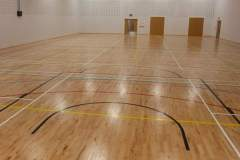Kensington Primary Academy | Hard Badminton Court