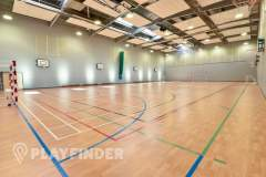 Carshalton High School For Girls | Indoor Football Pitch
