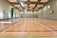 Carshalton High School For Girls | Indoor Basketball Court