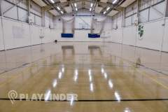Ravens Wood School | Hard Badminton Court
