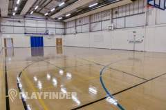Ravens Wood School | Indoor Basketball Court