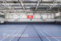 Hazel Grove Sports Centre | Hard Badminton Court