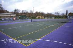 Royal Holloway University Sports Centre | Hard (macadam) Netball Court