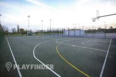 Royal Holloway University Sports Centre | Hard (macadam) Basketball Court