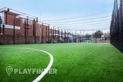 Marlborough Sports Garden, London Bridge - 5aside.org | 3G astroturf Football Pitch