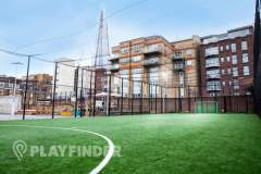 Marlborough Sports Garden, London Bridge - 5aside.org | 3G astroturf Football Pitch
