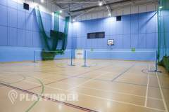 Burnt Oak Leisure Centre | Hard Table Tennis Table