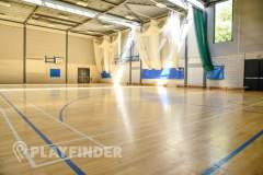 BACA Sports Centre | Sports hall Cricket Facilities