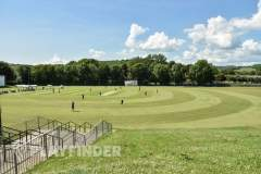 BACA Sports Centre | Grass Cricket Facilities