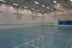 Wilmington Grammar School for Boys | Sports hall Volleyball Court