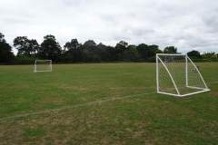 Trevelyan Middle School | Grass Football Pitch