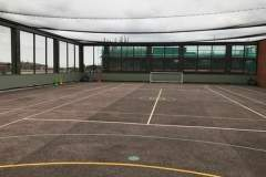 Our Lady's Convent High School | Hard (macadam) Tennis Court