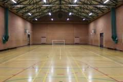 Sir Tom Finney Community High School   Indoor Basketball Court