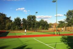 Coles Green Lawn Tennis Club