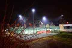 Aldersbrook Lawn Tennis Club | Hard (macadam) Tennis Court