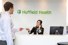 Nuffield Health Wimbledon | N/a Gym