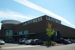 LA Fitness St Pauls