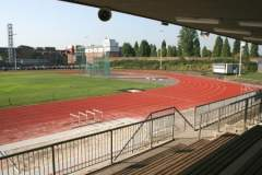Linford Christie Athletics Track | Synthetic rubber Athletics Track