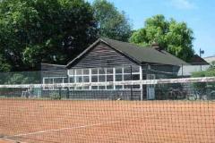 Grafton Lawn Tennis Club | Clay Tennis Court