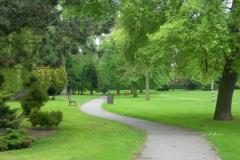 Preston Park   Grass Cricket Facilities