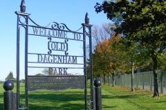Old Dagenham Park | Hard (macadam) Tennis Court