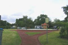 King George's Playing Fields | Concrete Netball Court
