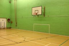Newman Catholic College | Indoor Netball Court