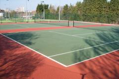 The Temple Fortune Club | Astroturf Tennis Court
