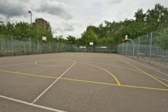 Haverstock School | Concrete Netball Court