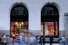 Gymbox Bank