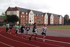 Osterley Sports and Athletics Centre | Synthetic rubber Athletics Track