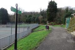 Biggin Wood Park | Hard (macadam) Tennis Court