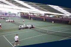 Redbridge Sports Centre | Indoor Tennis Court