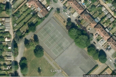Cuddington Recreation Ground | Hard (macadam) Tennis Court